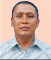 Dhakmoni Chakma