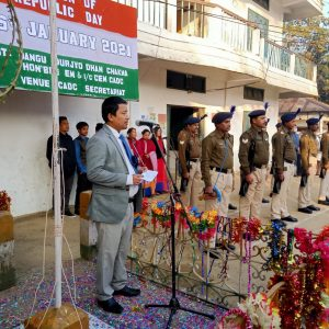 Dangu Durjya Dhan Chakma, CEM, CADC