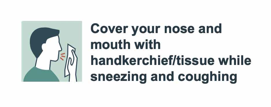 Cover Nose & Mouth